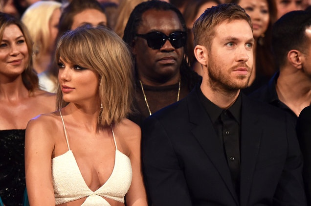 Taylor Swift và Calvin Harris từ người yêu bỗng hóa thành thù.