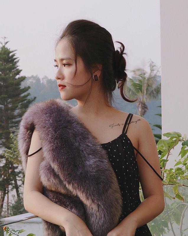 Làm bà chủ của một chuỗi cửa hàng nên Huyền My đã độc lập tài chính từ lâu.