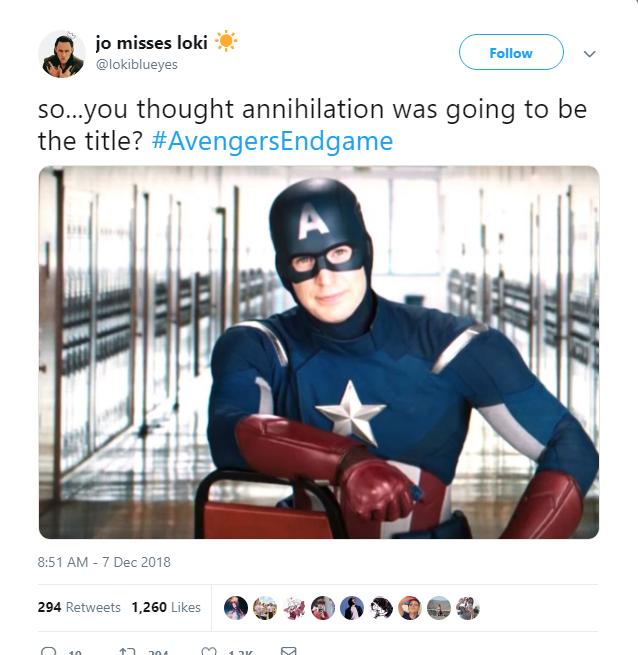 Ồ mấy người nghĩ Annihilation sẽ là tựa phim à?