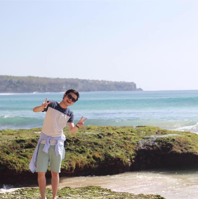 Thầy giáo 9x điển trai bật mí cách trả giá khi đến Bali ảnh 4