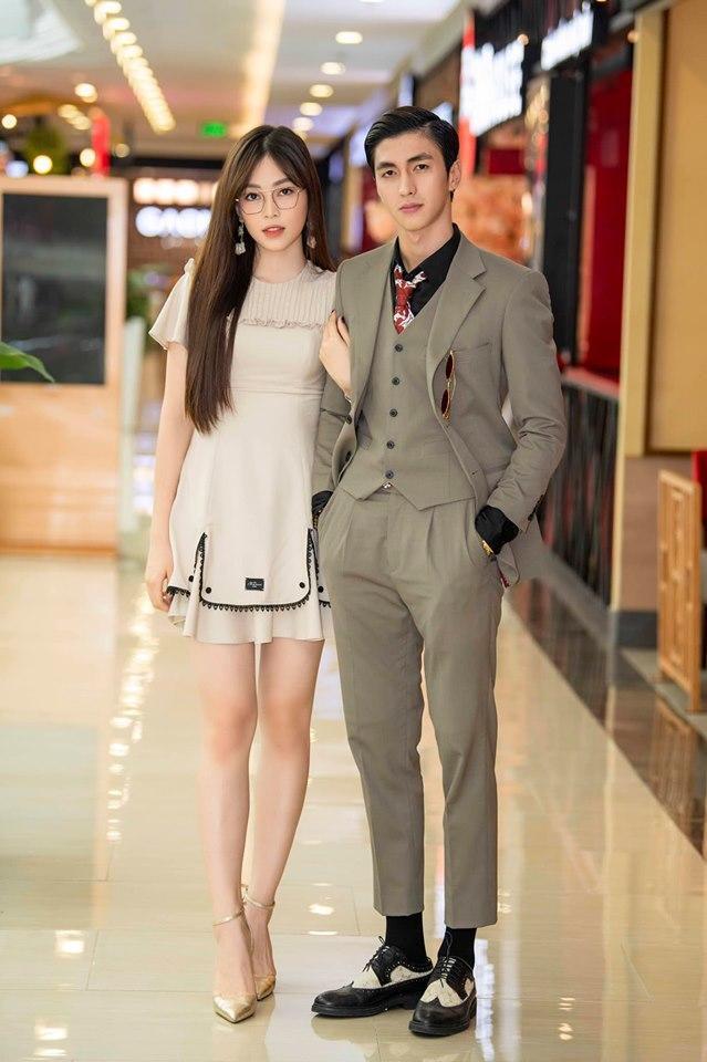 Cả 2 quen nhau từ lúc Phương Nga tham gia và giành giải Á hậu 1 - Hoa hậu Việt Nam 2018.