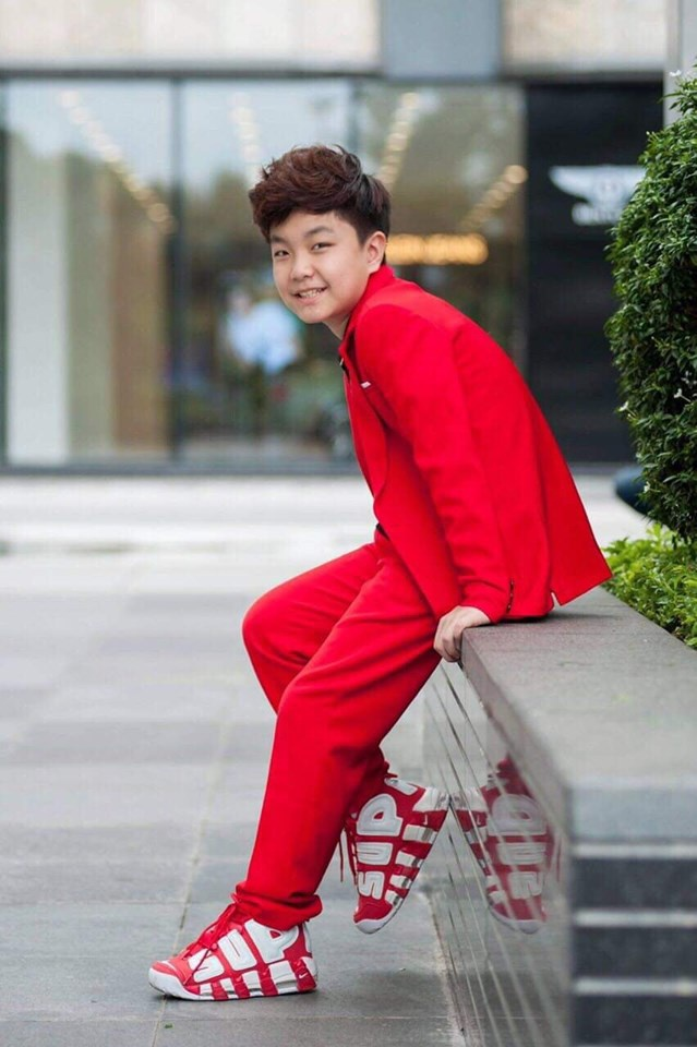 Vẻ ngoài dễ thương và vô cùng điển trai đã giúp Kim Jea Bin ghi điểm trong mắt khán giả.
