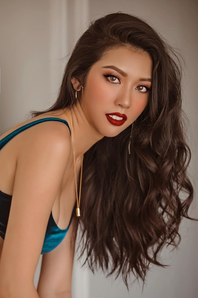 Á hậu Thúy Vân là một trong số những người đẹp được fan đặc biệt chú ý. Với kỹ năng catwalk và khả năng ứng xử bằng Tiếng Anh trôi chảy, Thúy Vân được kỳ vọng sẽ dành lấy vương miện Brave Heart nếu quyết tâm chinh chiến Miss Universe Vietnam 2019.