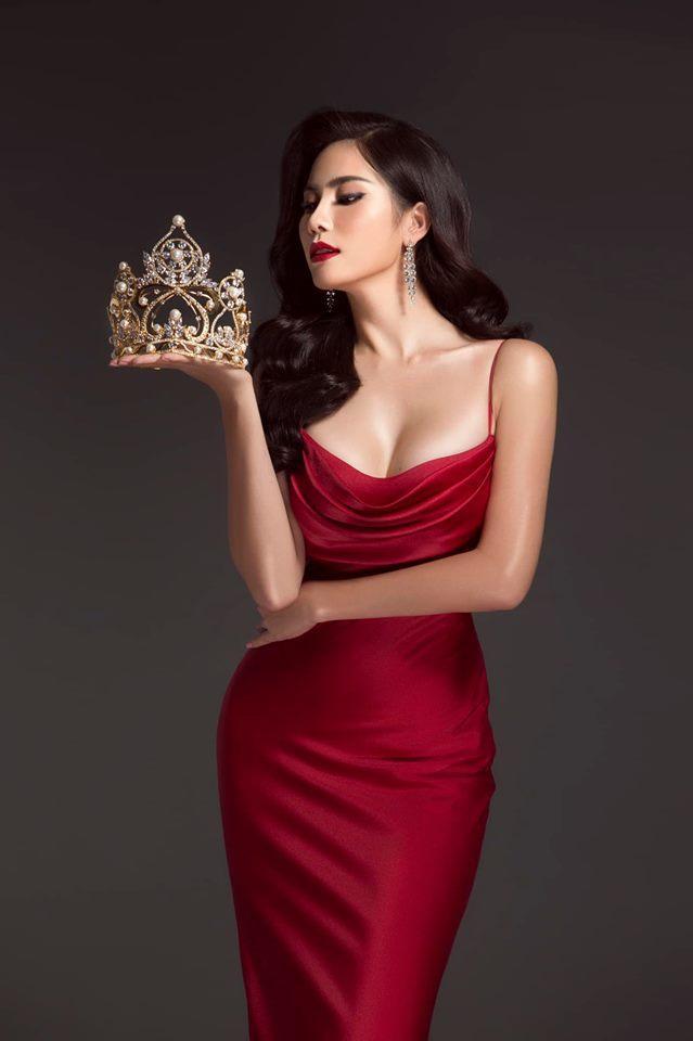 Hoàng Hạnh được chọn là đại diện Việt Nam dự thi Hoa hậu Trái đất 2019.