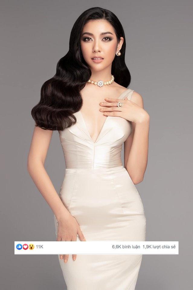 Thuý Vân dễ dàng dẫn đầu giải bình chọn trăm triệu, Hương Ly  Tường Linh theo sát nút đàn chị ảnh 1