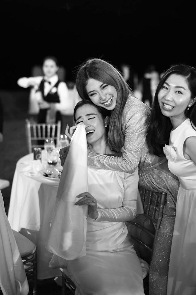 Những khoảnh khắc đáng nhớ đám cưới Đông Nhi  Ông Cao Thắng: Khi cả khách mời lẫn nhân vật chính đều khóc rồi cười ảnh 7