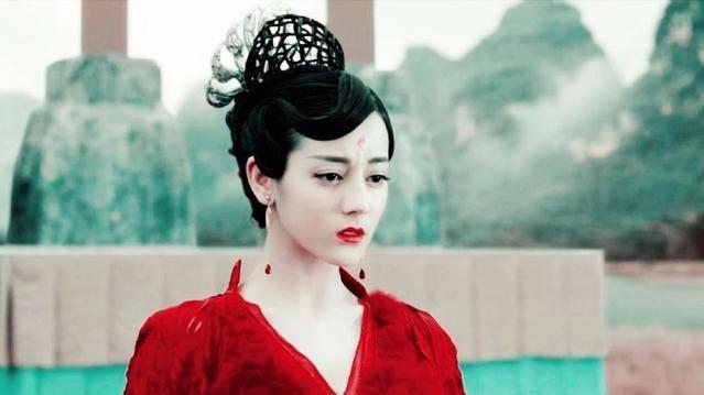 Mỹ nhân Hoa ngữ và màu đỏ vương quyền trong các bộ phim truyền hình ảnh 14