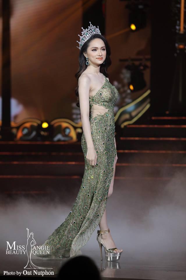 Hoa hậu Chuyển giới 2019 mải mê nhảy thoát y, lười hoạt động cộng đồng: Thua xa Hương Giang ảnh 4