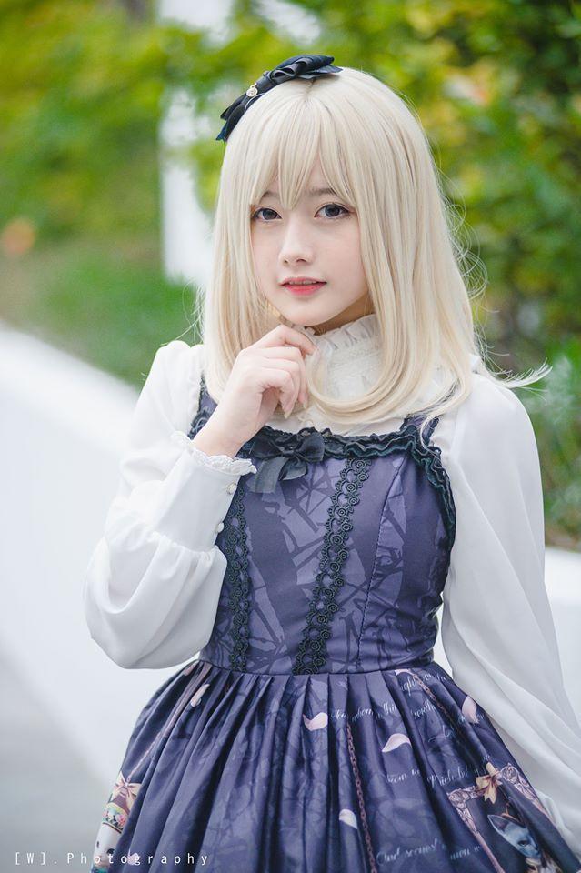 Nhan sắc ngọt ngào của hot girl cosplay thế hệ mới ảnh 4