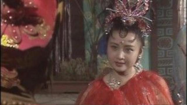 Vẻ đẹp thời hoàng kim của Diêu Gia trong Tây Du Ký.
