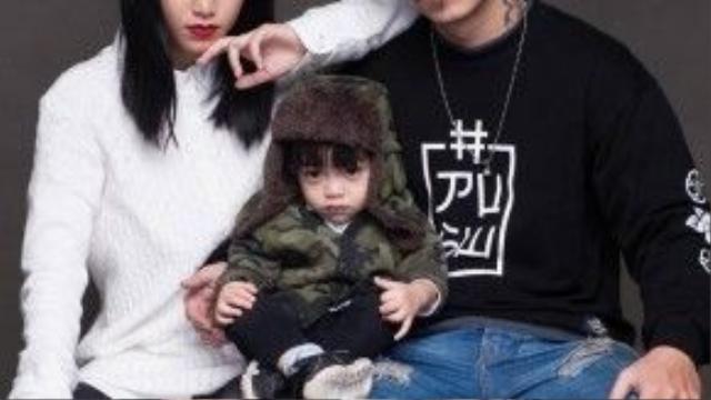 Gia đình nhỏ và chất ngây ngất khi từng thành viên là từng style riêng biệt.