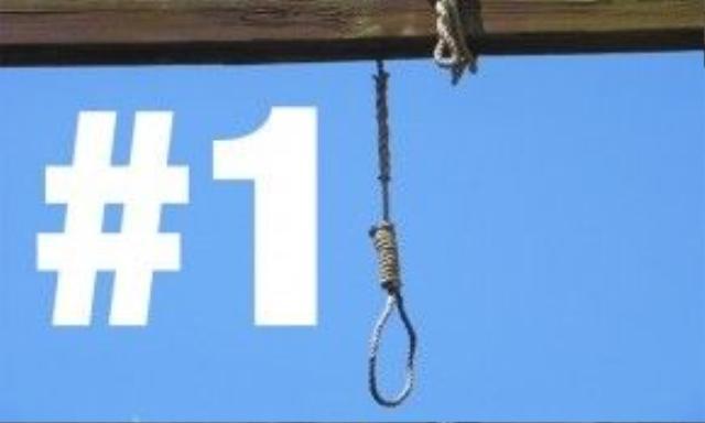 Số tử tù Trung Quốc đang đứng hàng cao nhất thế giới trong nhiều thập kỷ qua