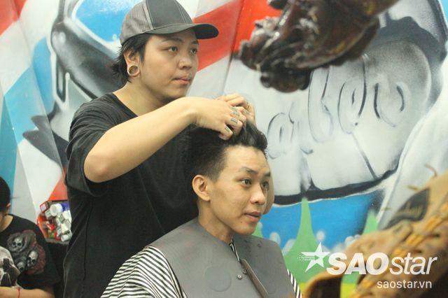 Liêm Barber Shop  tiệm cắt tóc chất nhất Sài Gòn, bạn đã biết chưa? ảnh 15