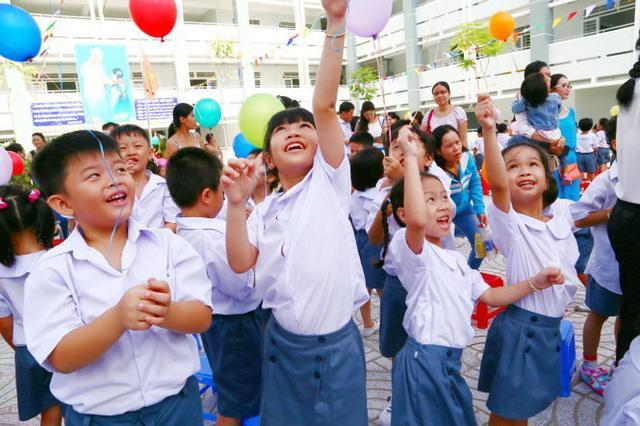Tết năm nay học sinh ở TP.HCM được nghỉ 15-16 ngày - Ảnh tư liệu Tuổi Trẻ.