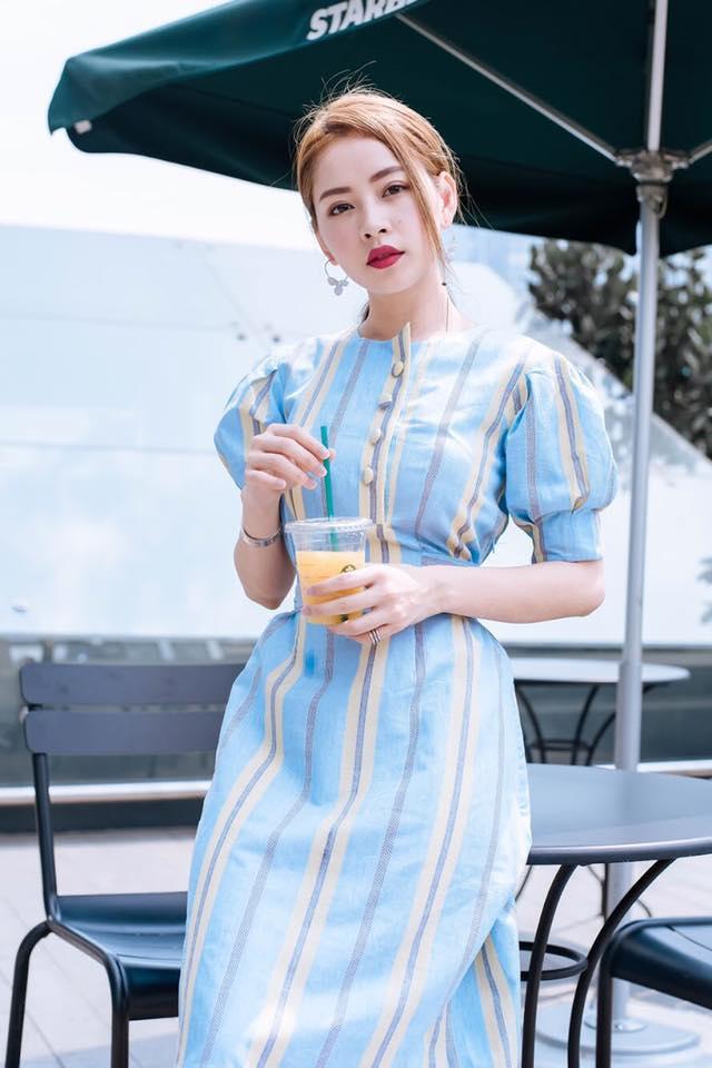 Có lần Chi Pu tâm sự, cô cực kỳ chú ý đến cặp lông mày, và quả nhiên là lông mày của Chi Pu luôn đẹp xuất sắc.