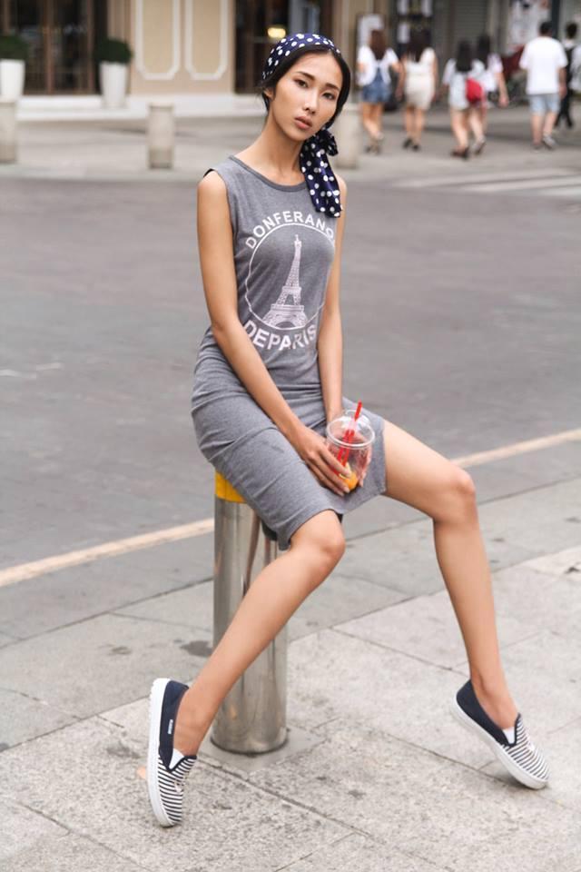 Mặc dù chiều cao của Ngọc Quyên không nổi bật, song cô tự tin với ngoại hình cũng như điểm khác biệt làm nên thú vị mà không phải thí sinh nào. Theo chuyên gia huấn luyện catwalk, Ngọc Quyên hứa hẹn sẽ là cái tên tiềm năng của cuộc thi năm nay.
