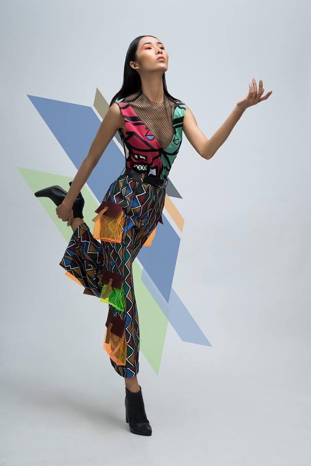 Ngoài kỹ năng của một người mẫu, Ngọc Quyên còn muốn học hỏi nhiều điều thú vị từ cuộc sống, từ những người bạn đồng hành.