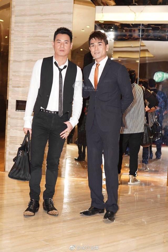Huỳnh Trí Hiền và Ngũ Doãn Long