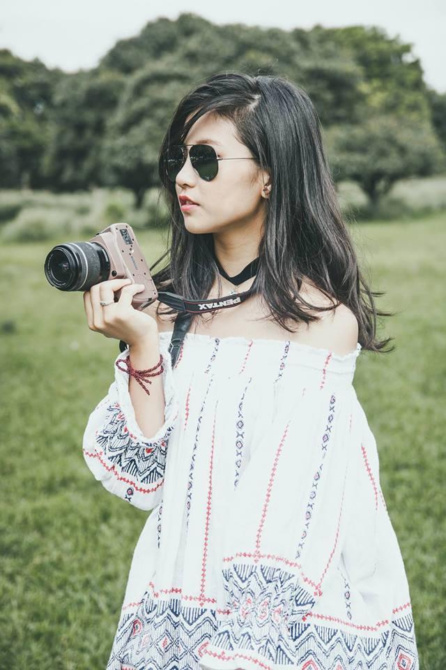 Trước khi tham gia cuộc thi, Kiều Anh từng tham gia chụp hình trong một số bộ ảnh ấn tượng.
