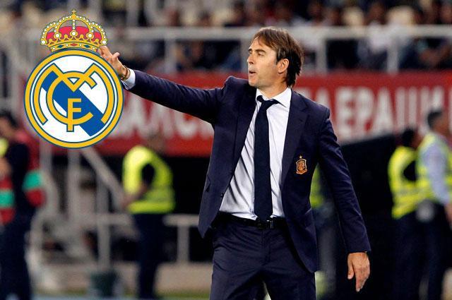 Julen Lopetegui được chọn làm người kế nhiệm Zidane.