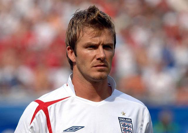 10. David Beckham - ĐT Anh: World Cup 2006.