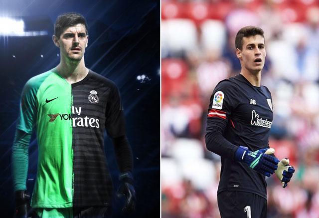 Chelsea đồng ý bán Thibaut Courtois và mua Kepa Arrizabalaga.