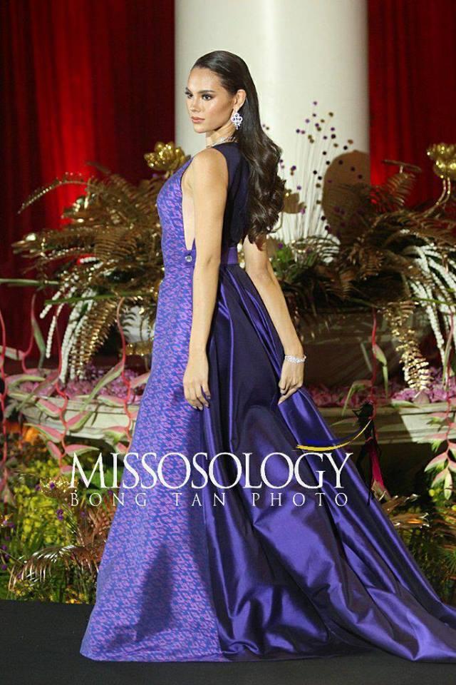 Trong quá trình tham gia cuộc thi, đại diện Philippines tỏ ra khá chuyên nghiệp và là thí sinh hút truyền thông nhất.