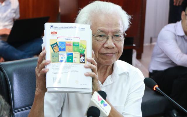 Giáo sư Hồ Ngọc Đại chia sẻ về sách đánh vần