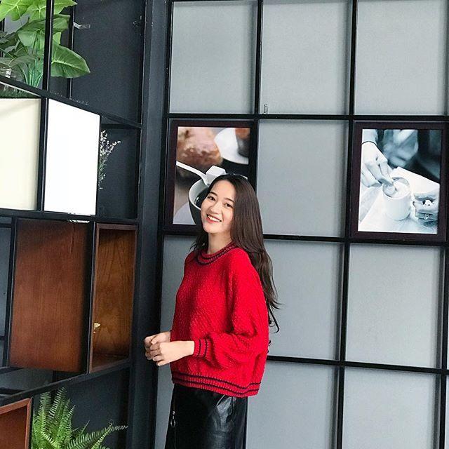 Công việc kinh doanh online thuận lợi cũng giúp cô nàng khá độc lập và tự lo được những sở thích, nhu cầu riêng cho mình.