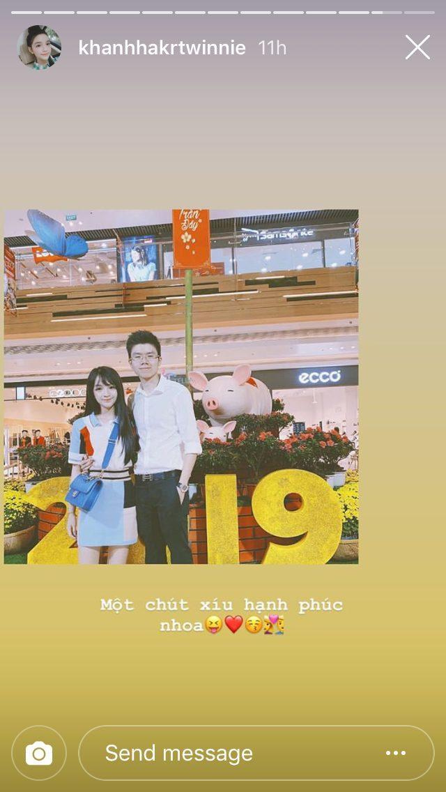 Khánh Hà và Phan Hoàng hứa hẹn sẽ là một cặp đôi được quan tâm trong năm 2019