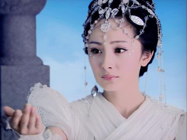 Đâu cần vai diễn Hoàng Dung của Chu Ân, Dương Mịch cũng khiến khán giả mê mệt với gia tài phim cổ trang của mình ảnh 10