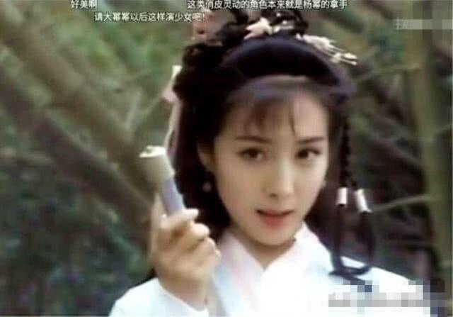 Đâu cần vai diễn Hoàng Dung của Chu Ân, Dương Mịch cũng khiến khán giả mê mệt với gia tài phim cổ trang của mình ảnh 2