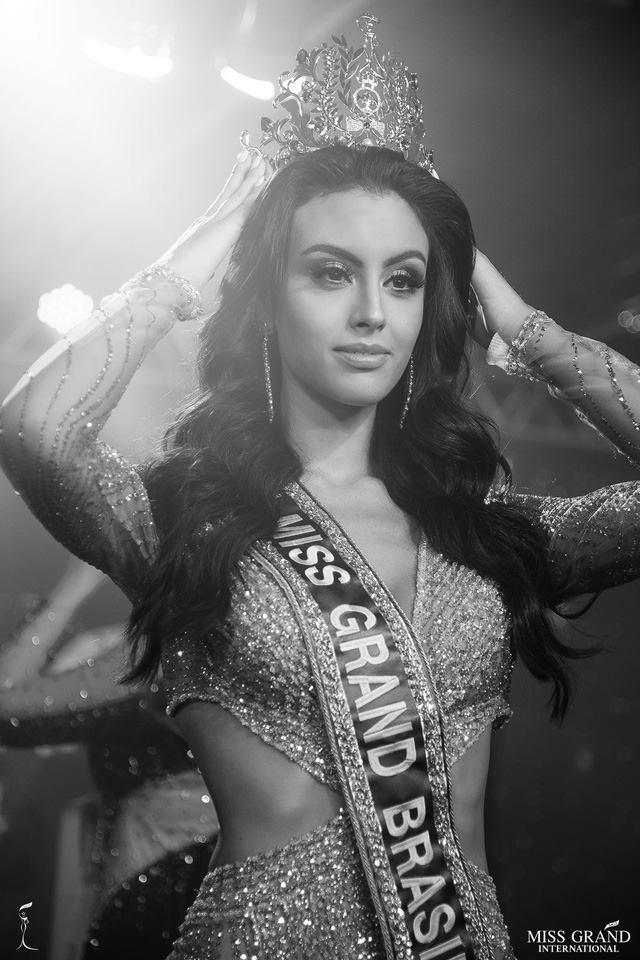 Như vậy, thêm một nhan sắc tranh vương miện Miss Grand Internaitonal 2019 đã lộ diện.