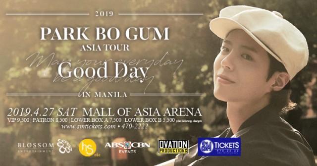 Park Bo Gum đặt lịch quay lại Philippines  Teaser tiếp theo của My Absolute Boyfriend được tung ra ảnh 0