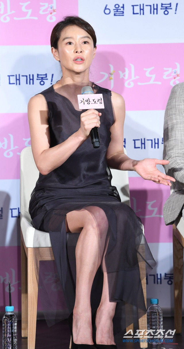 Lee Junho, Jung So Min và Gong Myung rạng rỡ tại họp báo phim điện ảnh Homme Fatale ảnh 17