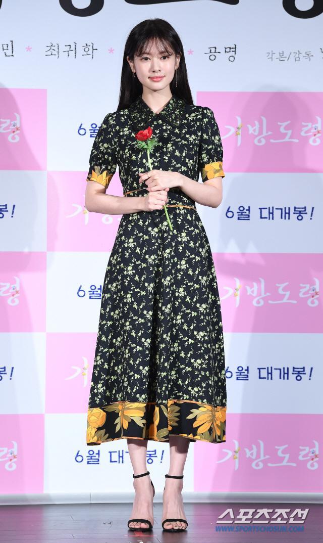 Lee Junho, Jung So Min và Gong Myung rạng rỡ tại họp báo phim điện ảnh Homme Fatale ảnh 3