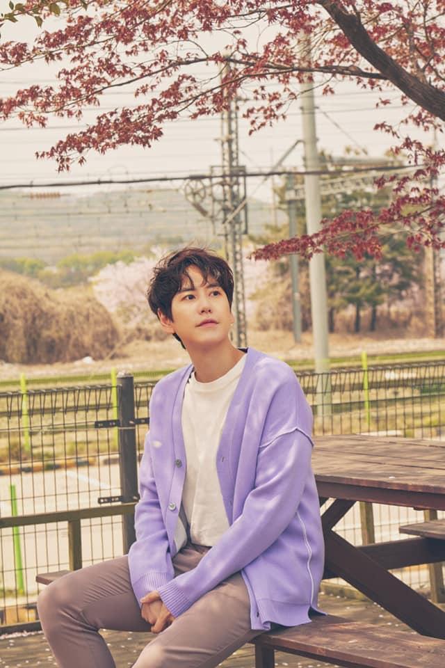 Vừa phát hành bản ballad ngọt ngào Time With You, Kyuhyun (Super Junior) tiếp tục trở lại rầm rầm khiến E.L.F đứng ngồi không yên ảnh 1