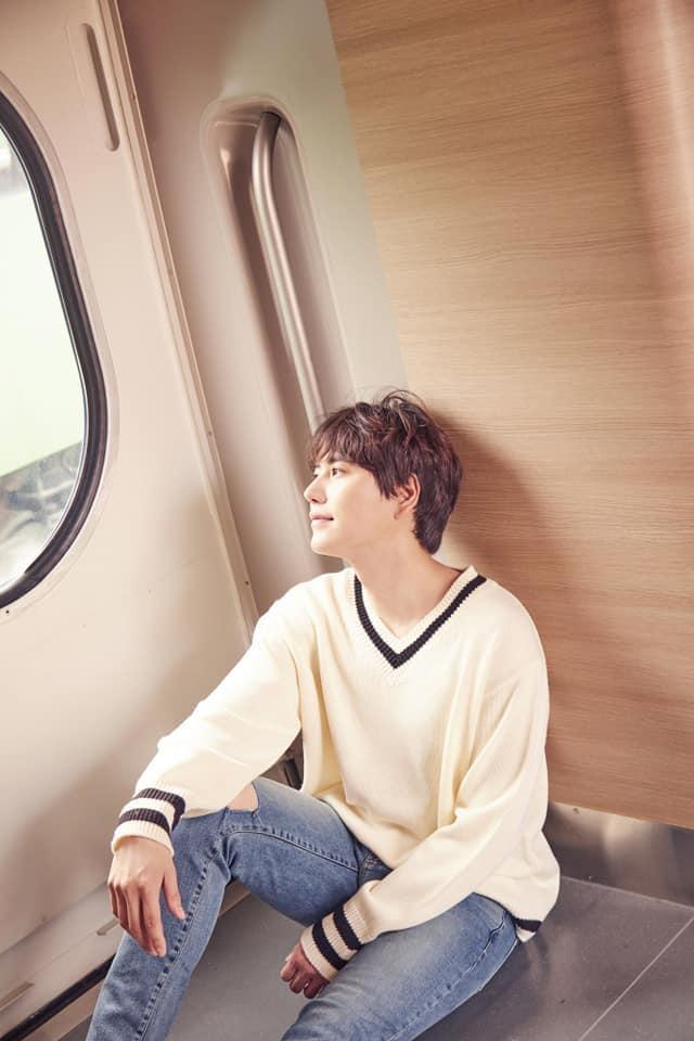 Vừa phát hành bản ballad ngọt ngào Time With You, Kyuhyun (Super Junior) tiếp tục trở lại rầm rầm khiến E.L.F đứng ngồi không yên ảnh 3
