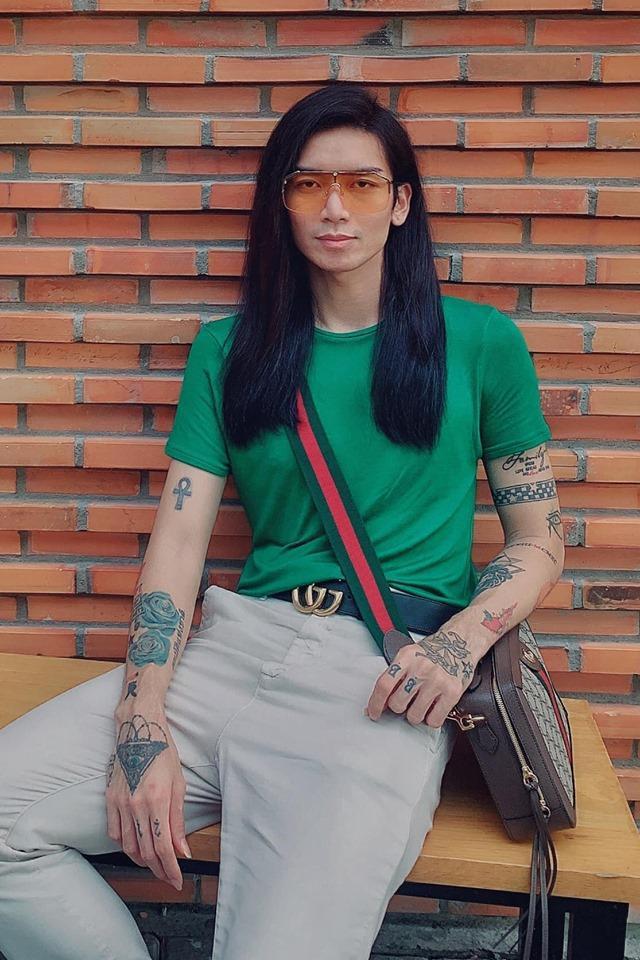 Phong cách đời thường đơn giản của BB Trần