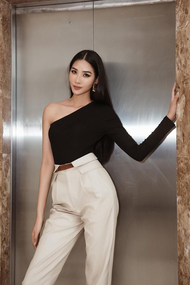 #WE – Women Empowerment sẽ là phần quan trọng trong hành trang cô nàng chuẩn bị cho Hoa hậu Hoàn vũ 2019.
