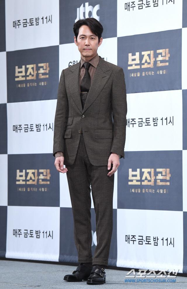 Shin Min Ah đọ sắc Lee Elijah, cùng loạt sao hạng A dự họp báo phim Advisor ảnh 2