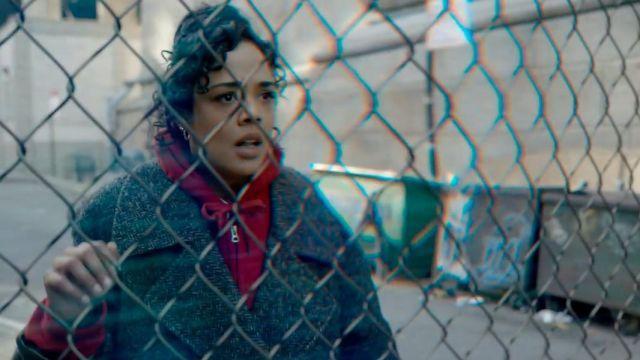 Nhân vật M của Tessa Thompson dễ dàng thâm nhập vào thế giới bí mật của tổ chức MIB