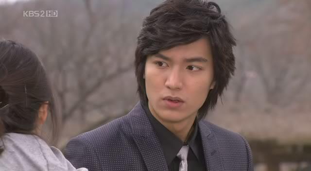 Vai Goo Jun Pyo chính là bệ phóng giúp Lee Min Ho vụt sáng thành sao. (Nguồn ảnh: KBS2)