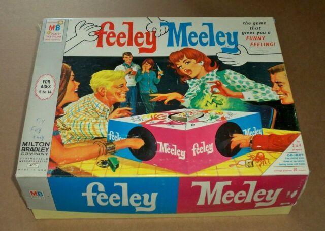 Feeley Meeley sẽ khiến bạn phải tránh xa board game một thời gian.