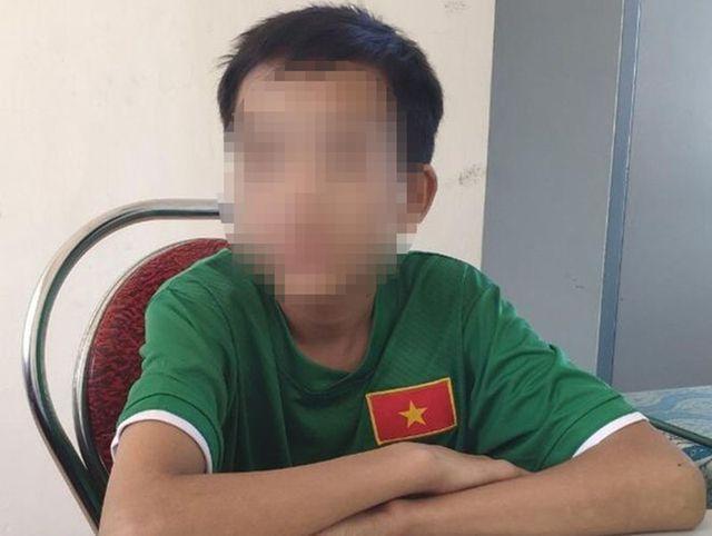 Thiếu niên 15 tuổi thực hiện 35 vụ trộm với tổng giá trị tài sản hơn 120 triệu đồng. Ảnh: Dân Trí
