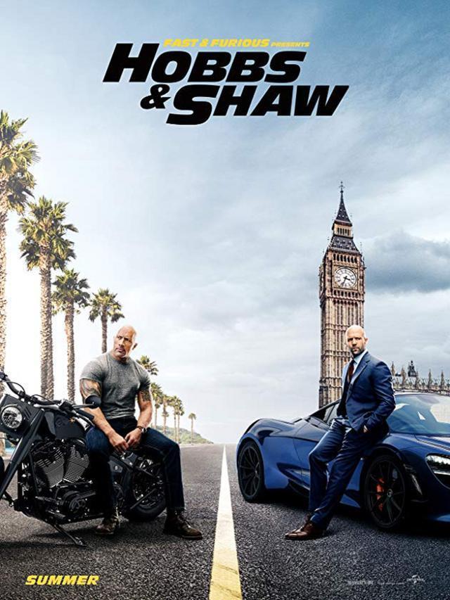 Bom tấn hành động Fast  Furious Presents: Hobbs  Shaw có tất cả bao nhiêu phần after-credit? ảnh 0