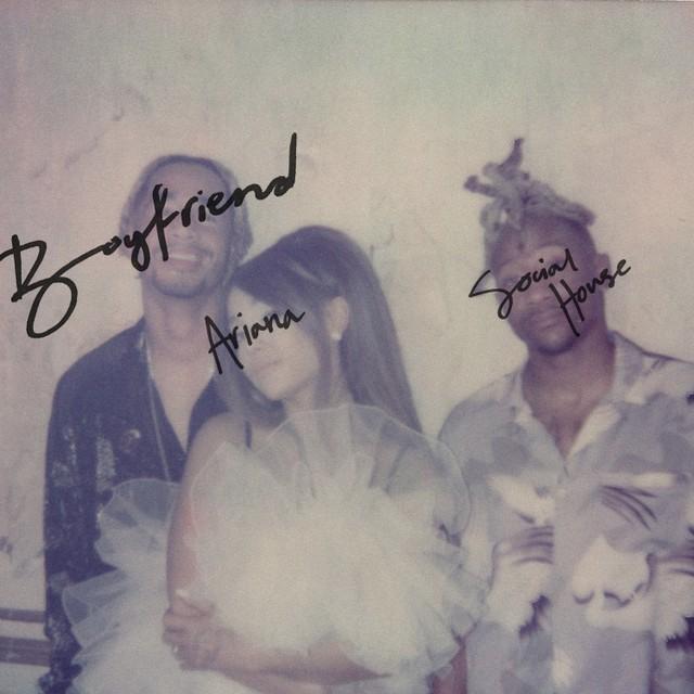 Ariana Grande liệu có đang hẹn hò với thành viên của Social House.