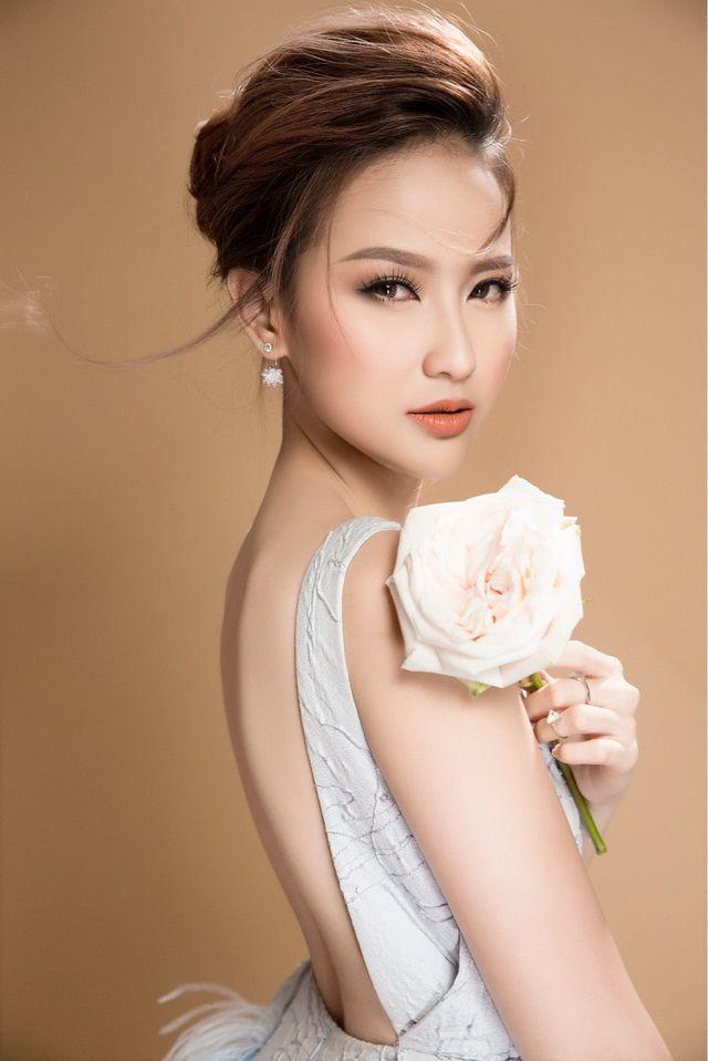 Hoa hậu Hoàn cầu 2017 - Khánh Ngân.