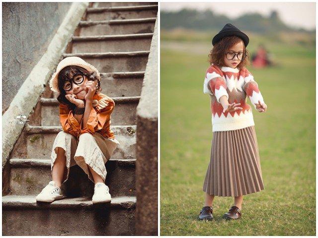 """Hình ảnh đời thường đáng yêu của """"tiểu Ánh Dương"""" (Ảnh: Khám phá)"""
