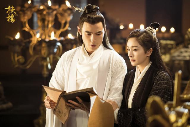 Dương Mịch làm khách mời đặc biệt trên phim truyền hình Tiểu hoa hỉ ảnh 6